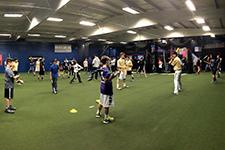 youth baseball clinic
