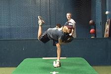 baseball pitching lesson